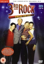 3rd Rock from the Sun saison 6 - Seriesaddict